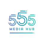 555 Media Hub Logo